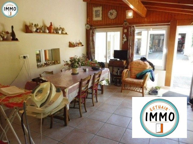 Sale house / villa Saint-fort-sur-gironde 274000€ - Picture 9