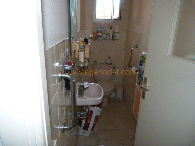 Verkauf auf rentenbasis haus Cagnes-sur-mer 195000€ - Fotografie 22