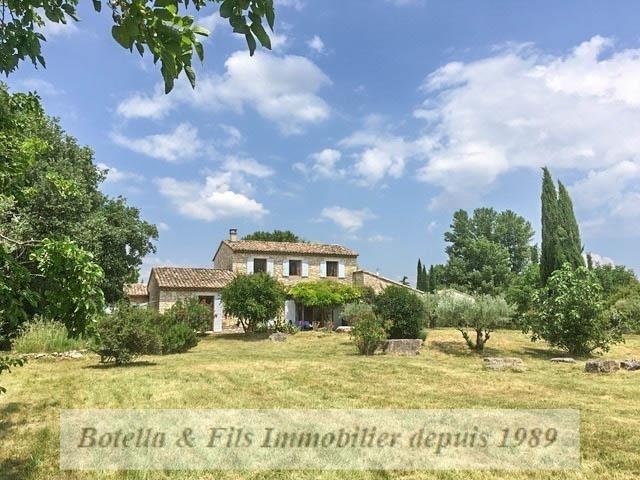 Vente de prestige maison / villa Goudargues 485000€ - Photo 12