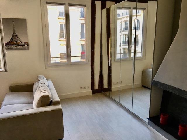 Alquiler  apartamento Paris 3ème 1245€ CC - Fotografía 4