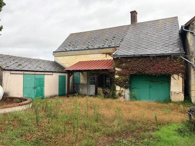 Sale house / villa La chartre sur le loir 94000€ - Picture 10