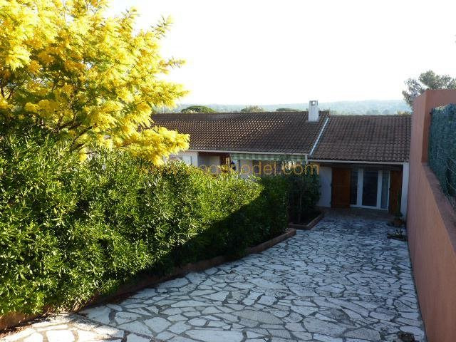 Vitalicio  casa Roquebrune-sur-argens 145000€ - Fotografía 8