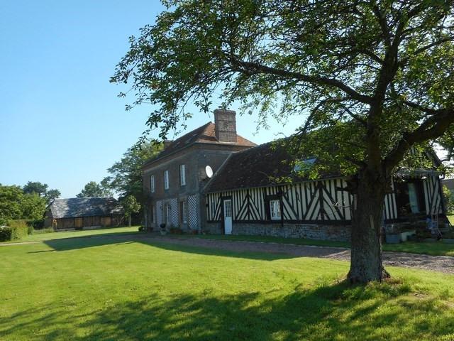 Sale house / villa Livarot pays d auge 342000€ - Picture 2