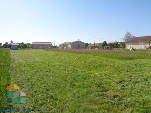 Venta  terreno Gardonne 33000€ - Fotografía 2