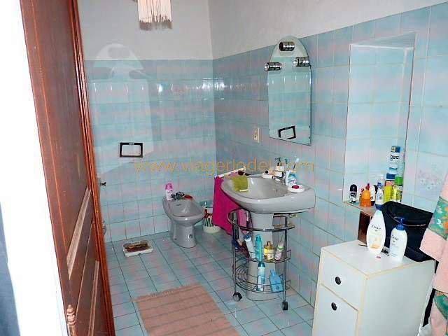 Vendita nell' vitalizio di vita casa Simiane-la-rotonde 110000€ - Fotografia 10