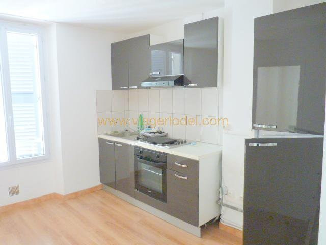 Life annuity apartment Toulon 195 000€ - Picture 1