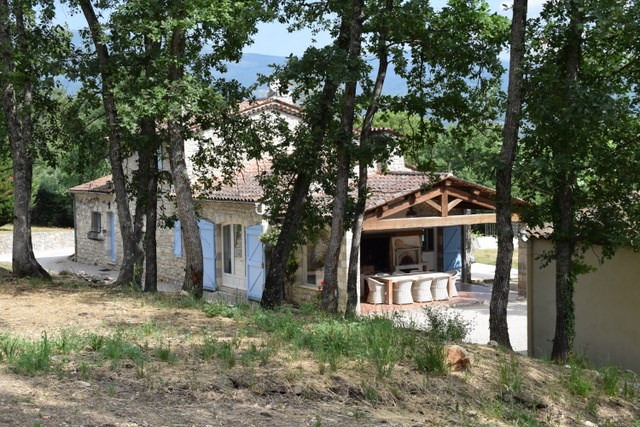 Immobile residenziali di prestigio casa Fayence 840000€ - Fotografia 10