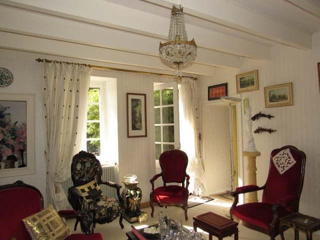 Vente maison / villa Saint-georges-de-longuepierre 138000€ - Photo 5