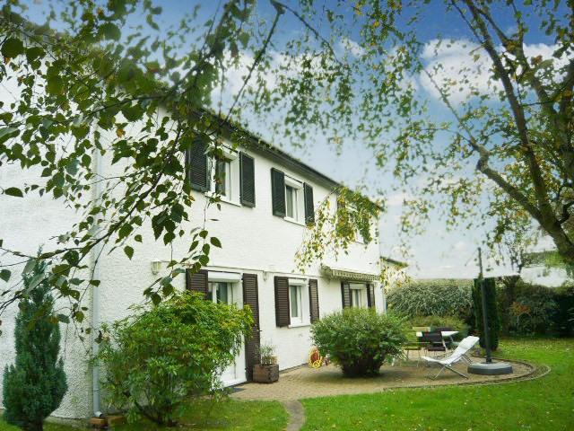 Sale house / villa Soisy sur seine 589800€ - Picture 1
