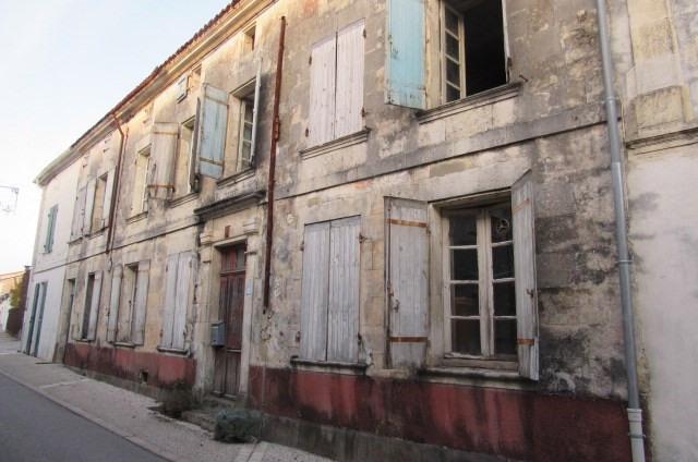 Vente maison / villa Tonnay boutonne 46125€ - Photo 1