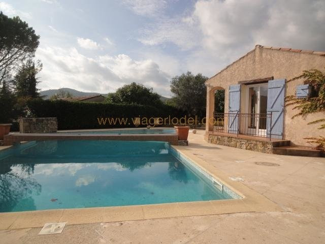 Life annuity house / villa Figanières 175000€ - Picture 3
