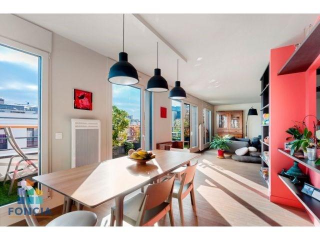 Vente de prestige appartement Suresnes 1080000€ - Photo 2