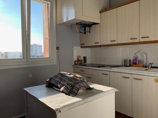 Sale apartment Lyon 8ème 149000€ - Picture 3