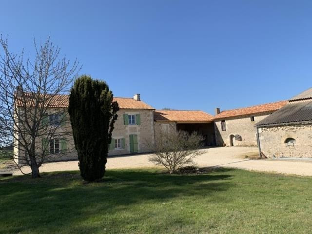 Vente maison / villa Poitiers 470 000€ - Photo 1