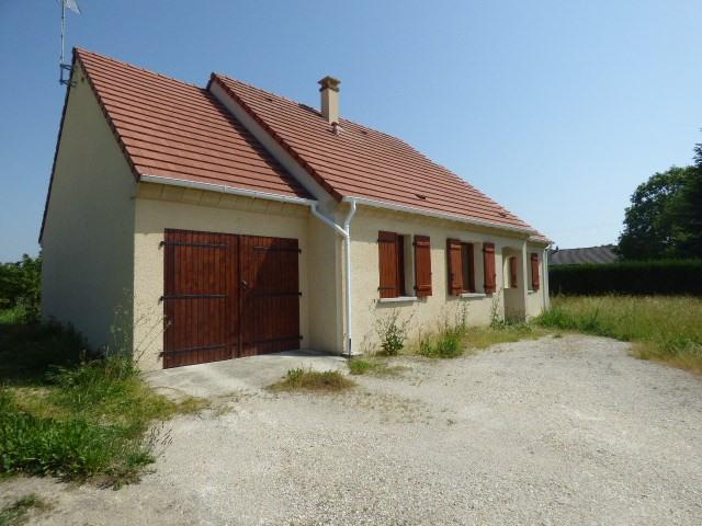 Sale house / villa Noyers 128000€ - Picture 1