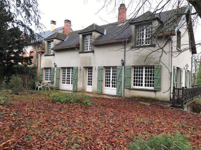 Sale house / villa Aubigny sur nere 100000€ - Picture 1