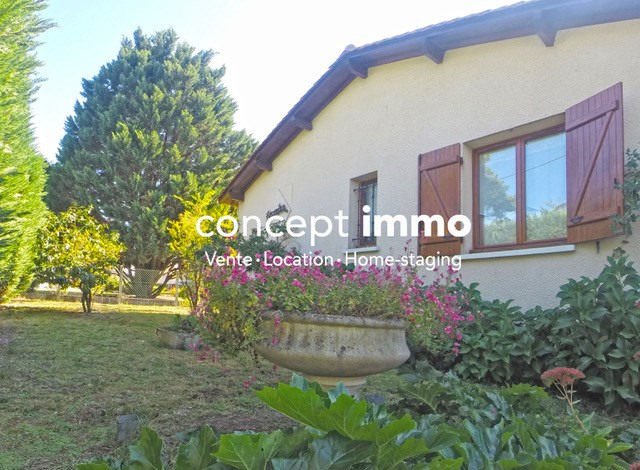 Vente maison / villa Cazaux 397 000€ - Photo 1