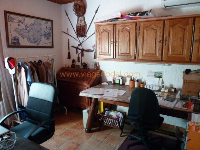 Vendita nell' vitalizio di vita casa Toulon 85000€ - Fotografia 5