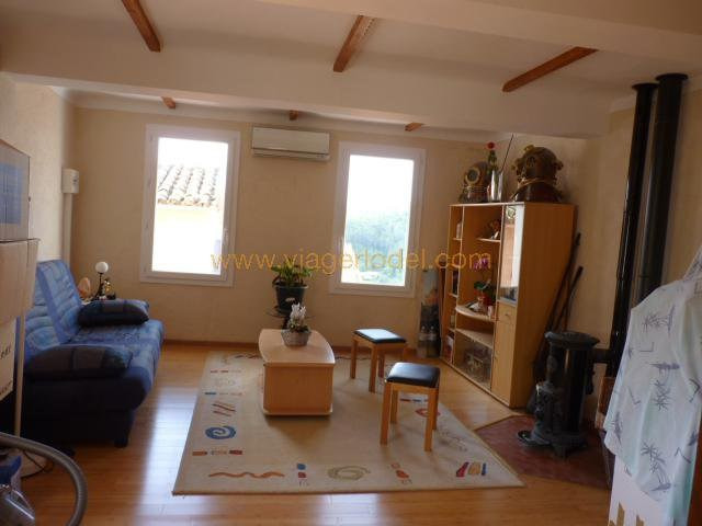 Life annuity house / villa Claviers 59000€ - Picture 1