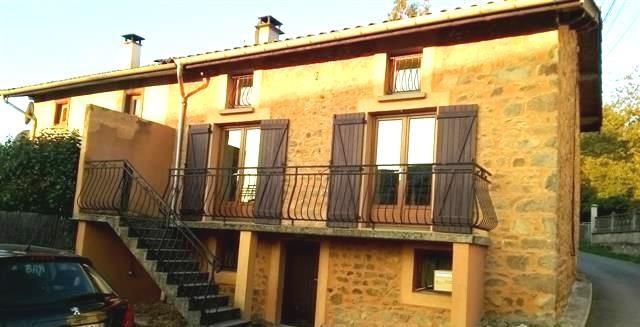 Location maison / villa Saint nizier d azergues 550€ CC - Photo 7
