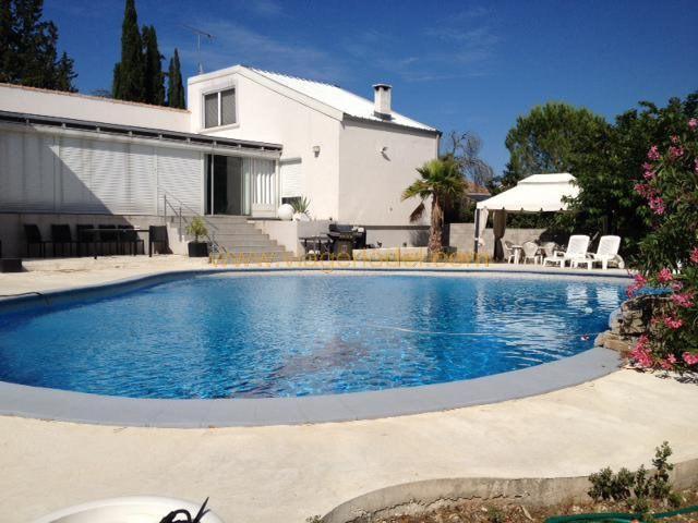 Vendita nell' vitalizio di vita casa Sussargues 150000€ - Fotografia 1