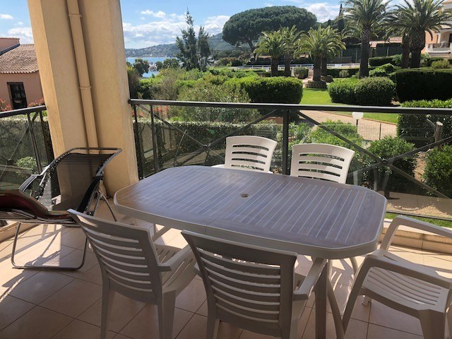 Vacation rental apartment Les issambres 825€ - Picture 2
