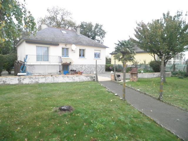 Vente maison / villa Martigne ferchaud 143880€ - Photo 1