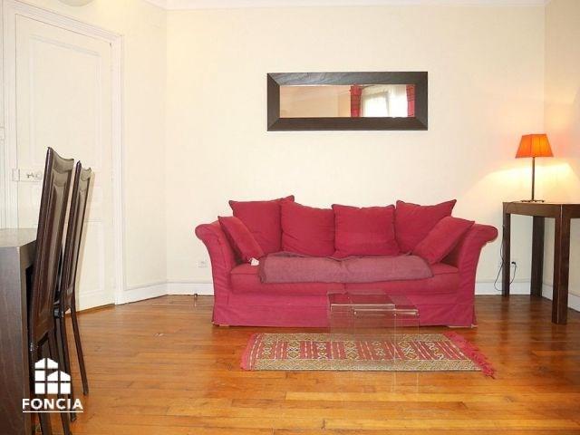 Rental apartment Suresnes 900€ CC - Picture 1
