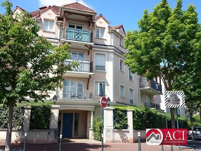 Vente appartement Saint gratien 155000€ - Photo 1
