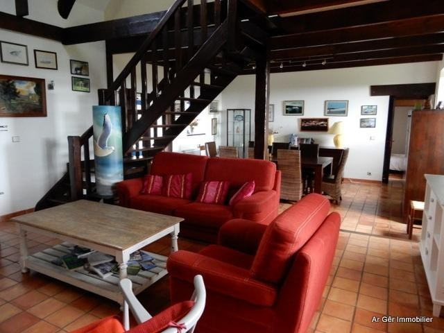 Vente maison / villa St jean du doigt 296800€ - Photo 7