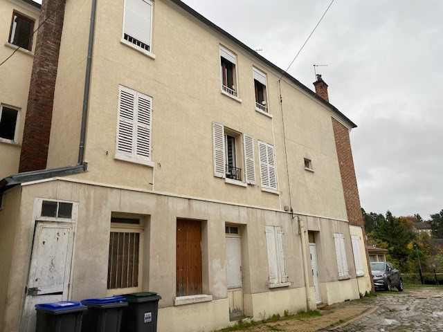 Rental apartment Cormeilles en parisis 1 030€ CC - Picture 1