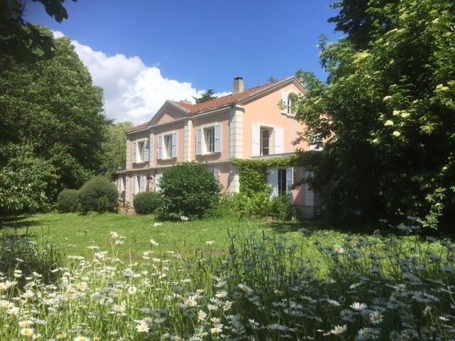 Vente de prestige maison / villa Montfort l amaury 895000€ - Photo 1