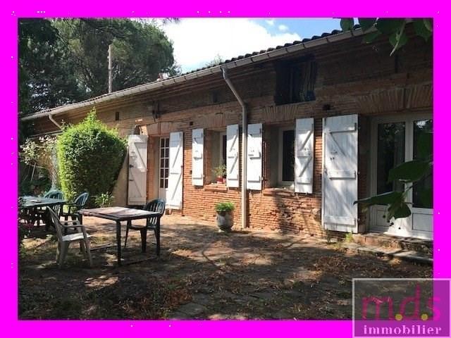 Deluxe sale house / villa Baziege 339000€ - Picture 1