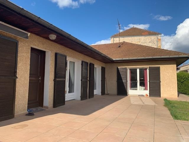 Vente maison / villa Vernaison 545000€ - Photo 1