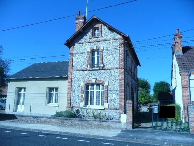Vente maison / villa Souesmes 72000€ - Photo 1