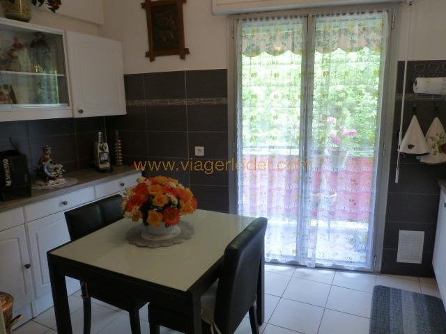 Life annuity apartment Nice 45 000€ - Picture 4