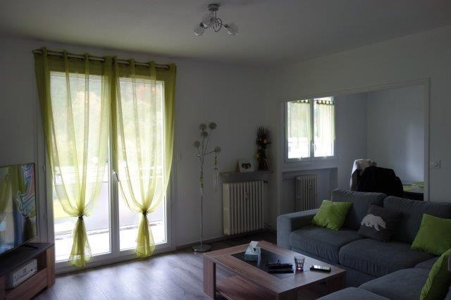 Vente appartement Unieux 91000€ - Photo 2