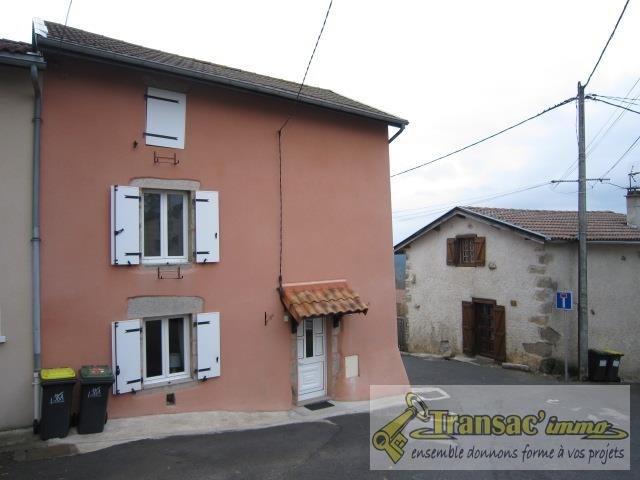 Vente maison / villa St remy sur durolle 54500€ - Photo 1