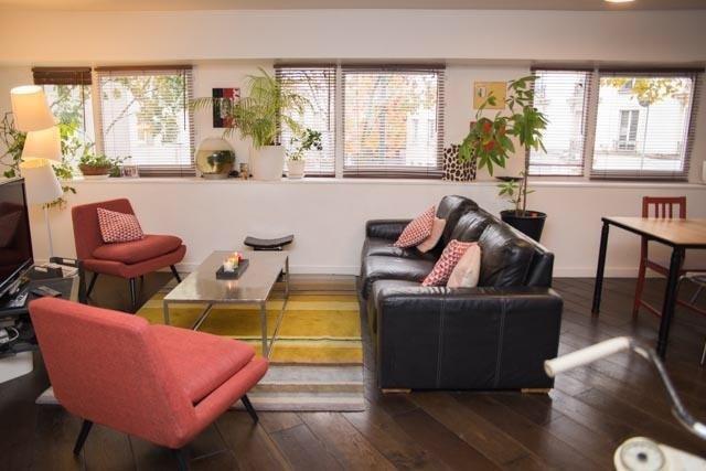 Sale apartment Asnières-sur-seine 558000€ - Picture 1