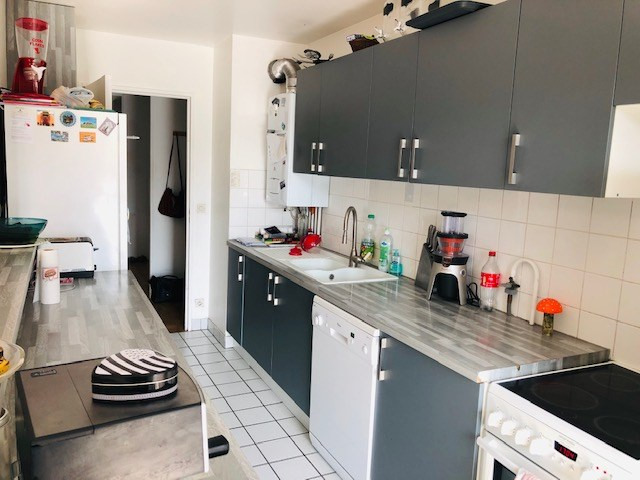 Vente appartement Rouen 145 900€ - Photo 3