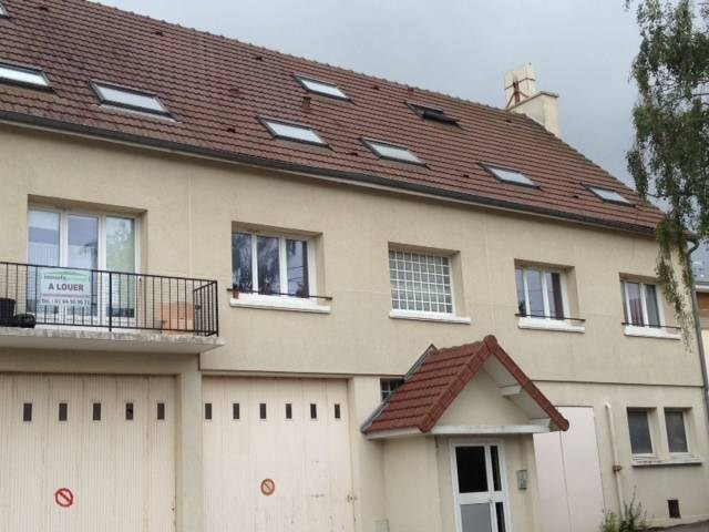 Rental apartment Ollainville 551€ CC - Picture 1