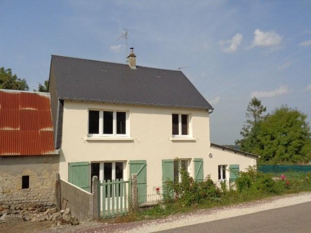 Vente maison / villa Beuzeville la bastille 99000€ - Photo 1