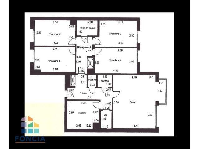 Sale apartment Suresnes 748000€ - Picture 10