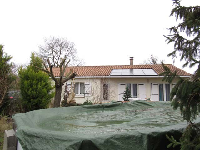 Vente maison / villa Saint jean d'angely 153 750€ - Photo 1