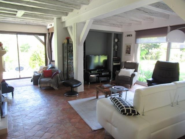 Vente maison / villa Beaucouze 546000€ - Photo 3