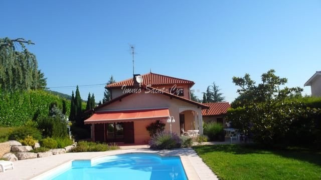 Vente de prestige maison / villa St cyr au mont d'or 750000€ - Photo 1