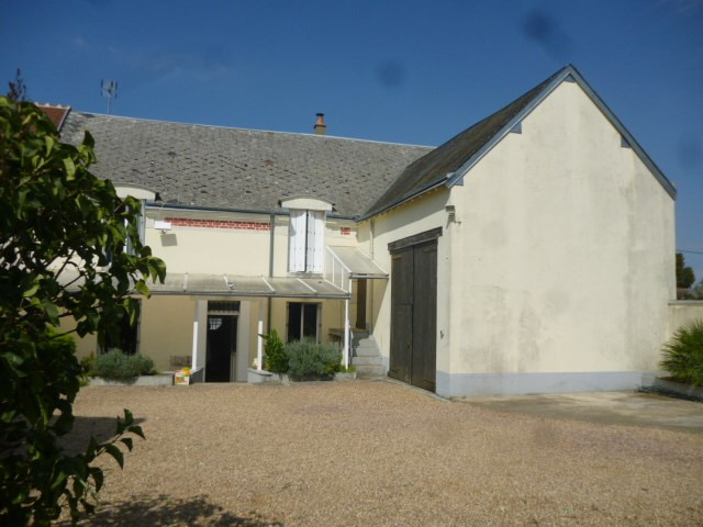 Sale house / villa Prunay cassereau 123 460€ - Picture 1