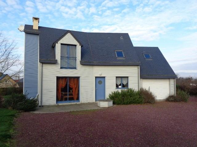 Vente maison villa 7 pi ce s la feuillie 136 m avec 5 chambres 192 700 euros cabinet - Cabinet faudais carentan ...