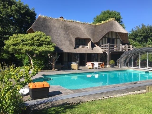 Vente de prestige maison / villa Genneville 750000€ - Photo 1