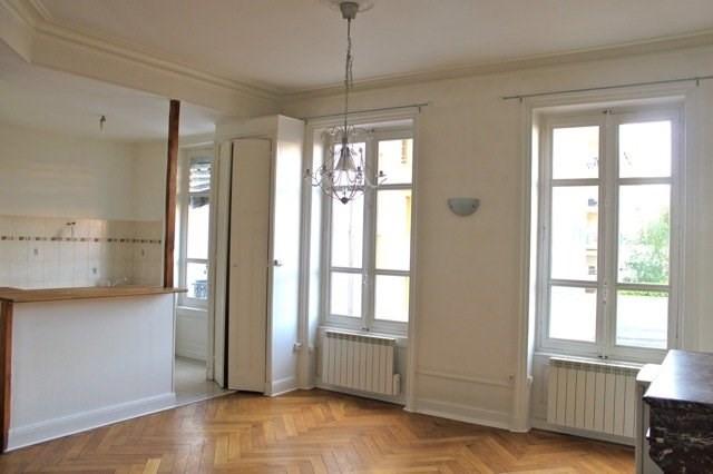 Location appartement Lyon 6ème 925€ CC - Photo 1